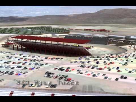 Reno Fernley Raceway Master Plan