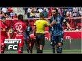 Zlatan Ibrahimovic  39 s goal  amp  assist not enough as LA Galaxy fall 3-2 to Red Bulls   MLS Highlights