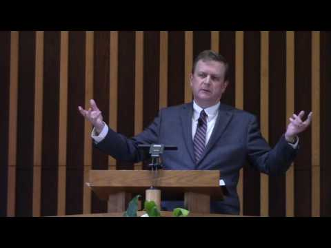 Rev. Dr. Mark J. Larson Sermon - A Helper Who Is Just Right