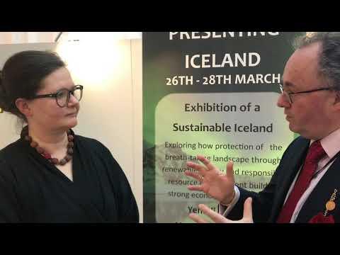 Projekt Hansa Presents Sustainable Iceland Exhibition