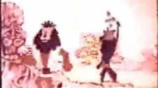 ლომი და კატა