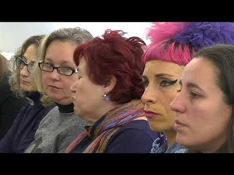 Jornadas de violencia de género en la Subdelegación 15 11 19