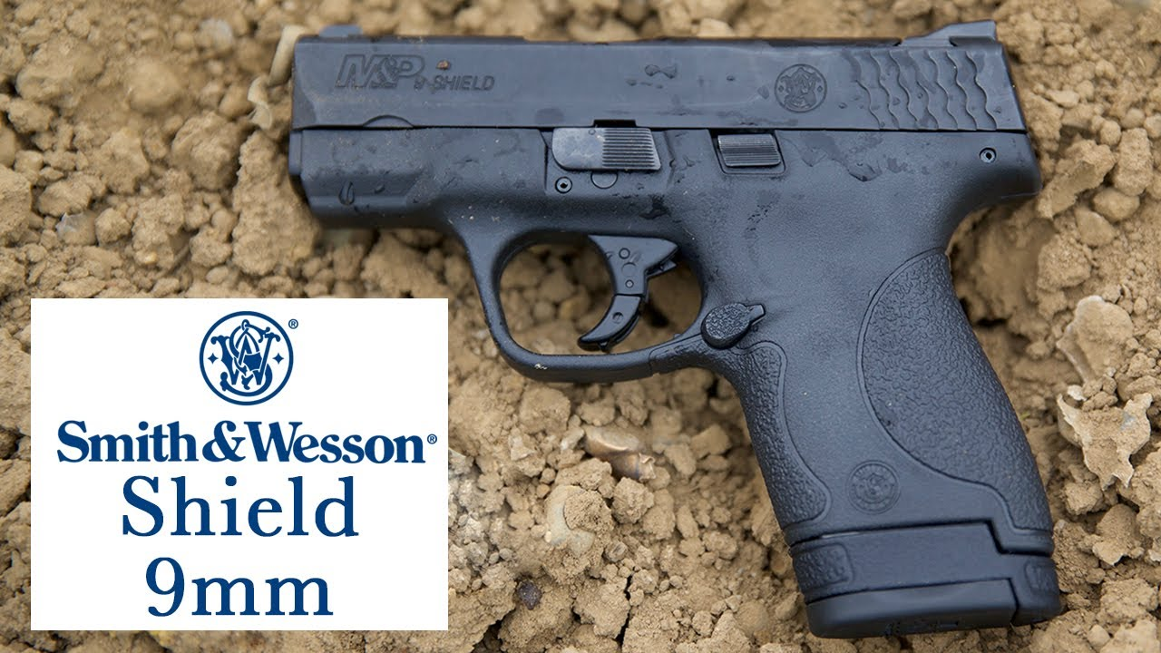 Gun Review Sw Mp Shield 9mm From A Ladys Perspective Video