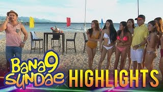 Banana Sundae: Sanchez Family vs Roxas Family show off