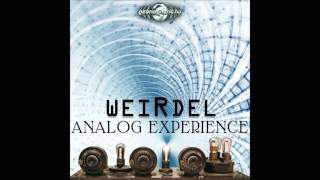 WeirDel - Deep Forest Geomagnetic Records 2013