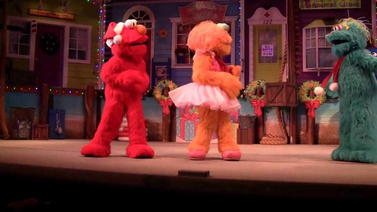 Elmo's Christmas Wish - YouTube