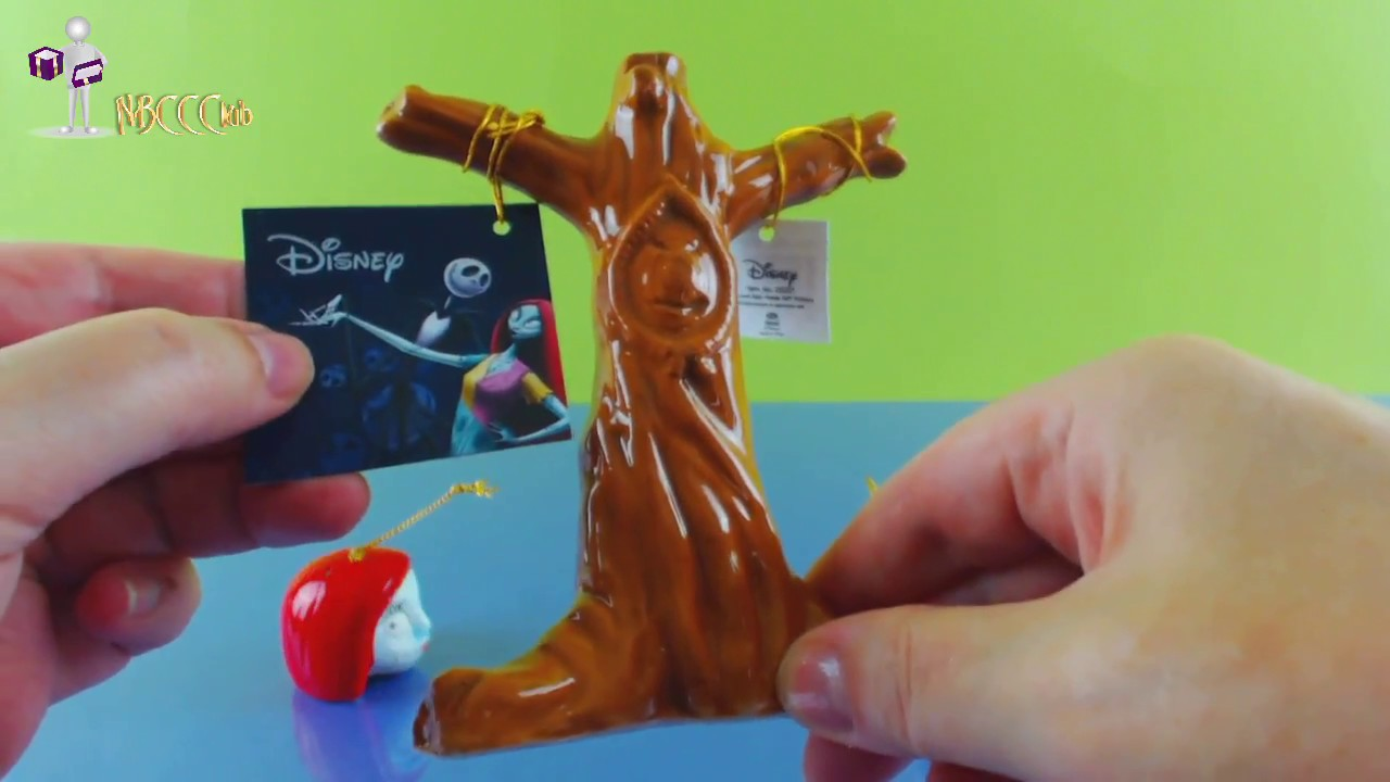 Salt and pepper shaker Nightmare Before Christmas NBC NBX Disney Toy ...