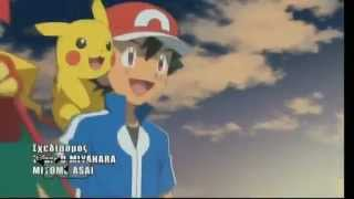 Pokemon Season 18 the Series XY Kalos Quest Greek Intro