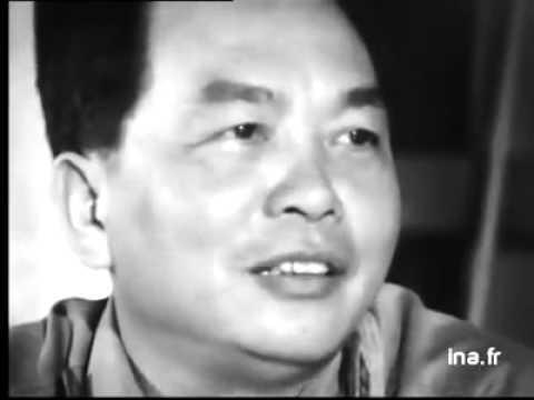 Đại Tướng Võ Nguyễn Giáp trả lời phỏng vấn