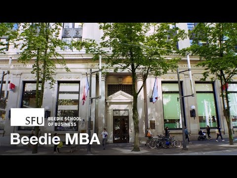 MBA Ambassadors' Guide to Beedie