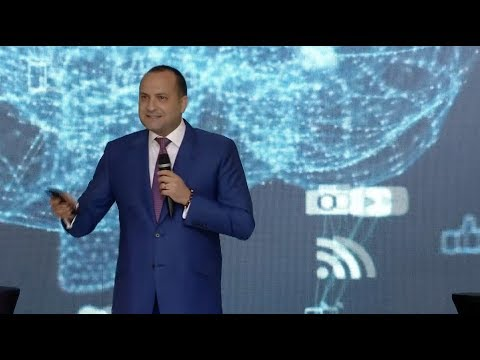 Armand Arton's Keynote | Global Citizen Forum 2017