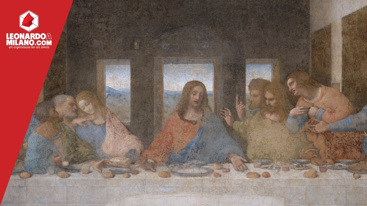 the last supper by leonardo da vinci 2 essay Of perspective in leonardo da vinci's last supper and, as a conclusion, a hypothesis on the outline for the reconstruction of the refectory is offered.