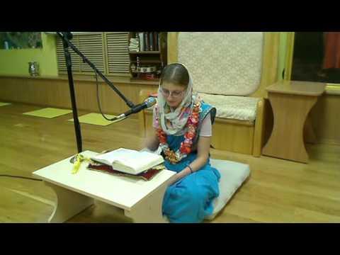 Шримад Бхагаватам 3.32.32 - Радха Крипа деви даси