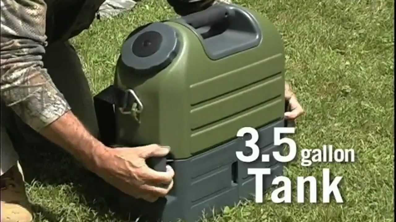 Nomad 18 V Cordless Portable Pressure Washer Youtube
