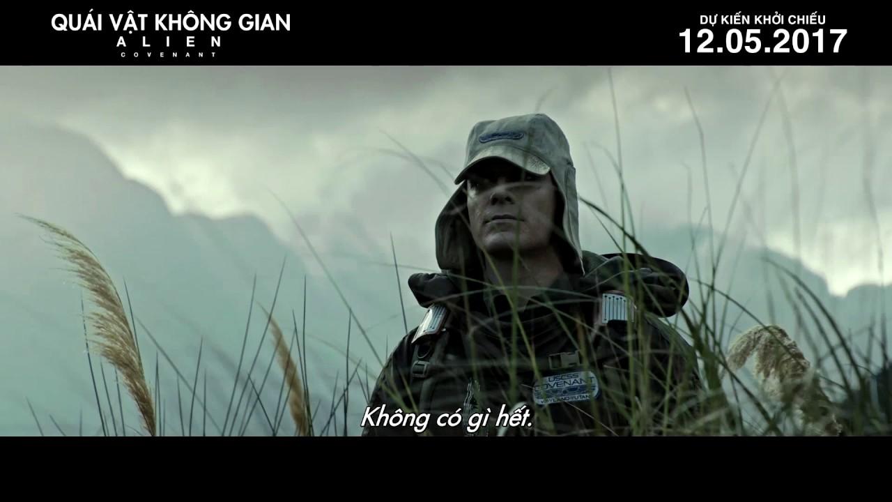 Alien: Covenant - Quái Vật Không Gian TV Spot 1 [12.05.2017]