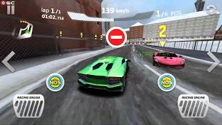 """Sports Car Racing - Madox C Class Car """"Knockout Race"""" Drift Race -Android gameplay FHD #2"""