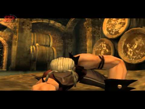 PS2 - Shadow Hearts: Covenant Part 7 - The Wine Cellar