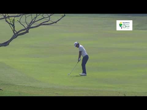 2018 Leopalace21 Myanmar Open Rd 2 video highlights