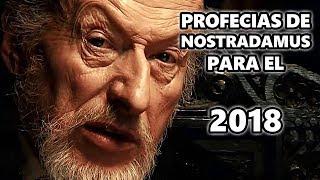 Las Profecias De Nostradamus Para El 2018