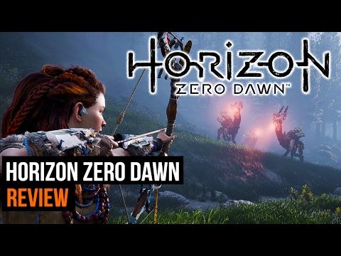 Horizon Zero Dawn - Review