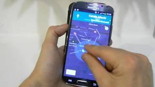 samsung galaxy s4 test gps glonass interfejs i menu oraz możliwości