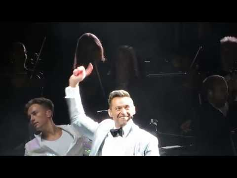 """Hugh Jackman ~ 'The Greatest Show' and 'Come Alive"""""""