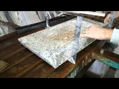 Mesa para corte de granito by luciano fragoso lula - Como cortar marmol encimera ...