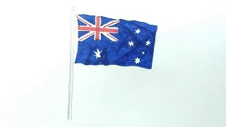 How to Draw the Australian Flag