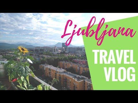 Ljubljana Travel Vlog | EXPAT LIFE | Roadtrip to Slovenia