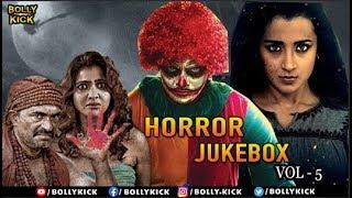 Horror Movies Jukebox Vol 5 | Full Hindi Movie Scenes 2019 | Trisha | Jackky Bhagnani | Adah Sharma