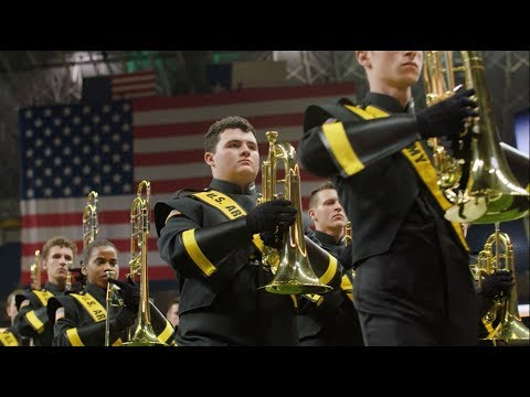 U.S. Army All-American Bowl: Eyes On The Marching Band
