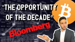 """This Bloomberg Bitcoin Analysis will BLOW YOUR MIND 🤯""""BTC could stay bullish for 10 years"""""""