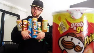 My Strange Addiction - Pringles