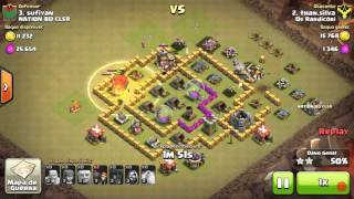 Luta de than.Silva #OsRardicóri Clash Of Clans