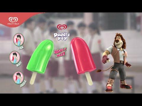 Paddle Pop Jiggly Jelly