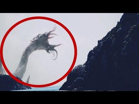5 GIANT Sea Creatures Caught On Camera!