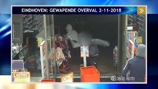 Jongens overvallen Kruidvat Eindhoven met bijl en vuurwapen