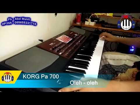 Sampling KORG pa 700 Oleh-oleh
