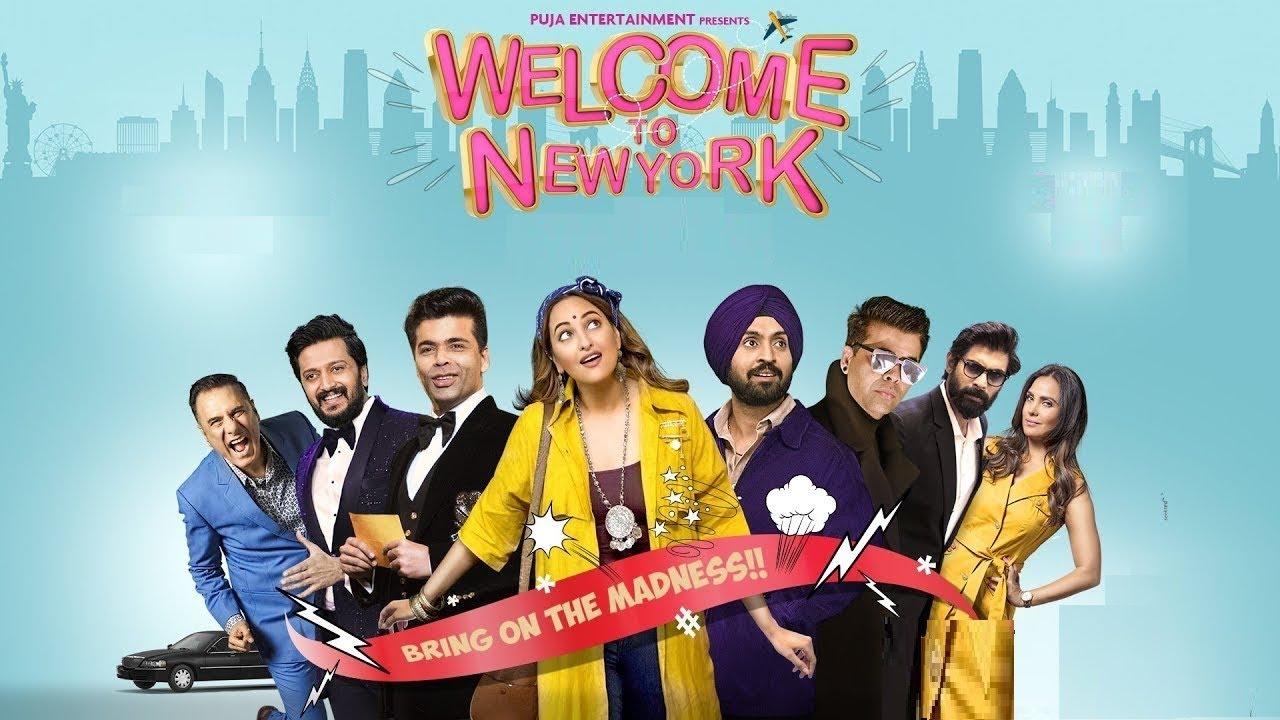 Download Welcome to New York Full Movie Facts | Diljit Dosanjh | Ritesh Deshmukh | Sonakshi Sinha | 2018