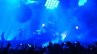 Rammstein Gdansk Sopot Ergo Arena 14 11 2011 13 Engel