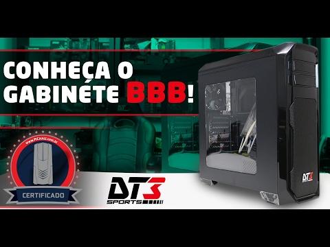 CONHEÇA O GABINETE BBB « DT3 » Triton Black Window