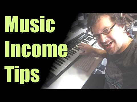 Massive Income Growth Tips For Musician Entrepreneurs