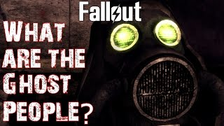 Theories, Legends and Lore: Fallout Universe- Ghost People
