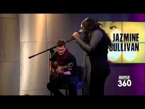"Singer Jazmine Sullivan on her new album ""Reality Show""!"