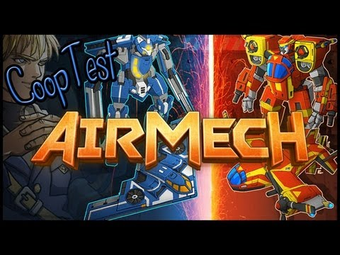 Airmech - FR CoOp Gameplay Multiplayer [MoiCoopToi]