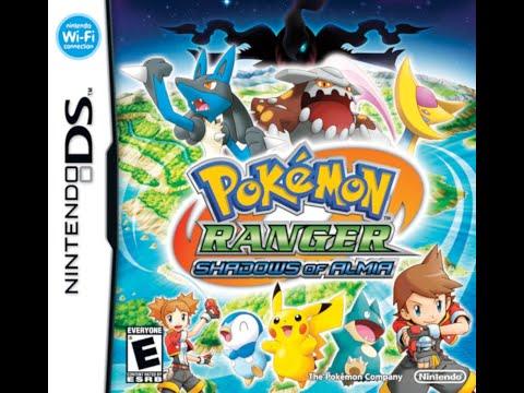 Pokémon Ranger: Shadows of Almia - Altru Building (Takeover)