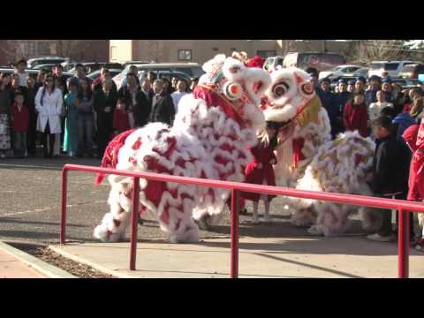 2010 Van Hanh Lion Dance Promo HD