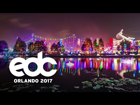EDC Orlando 2017 Official Announcement Mp3