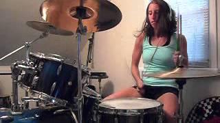 Metric Black Sheep Drum Cover