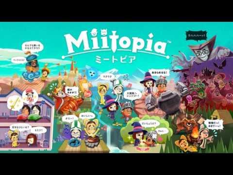 Miitopia OST -  Global Map